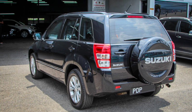 PDP Suzuki Grand Vitara full