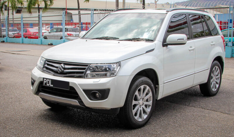 PDL Suzuki Grand Vitara full